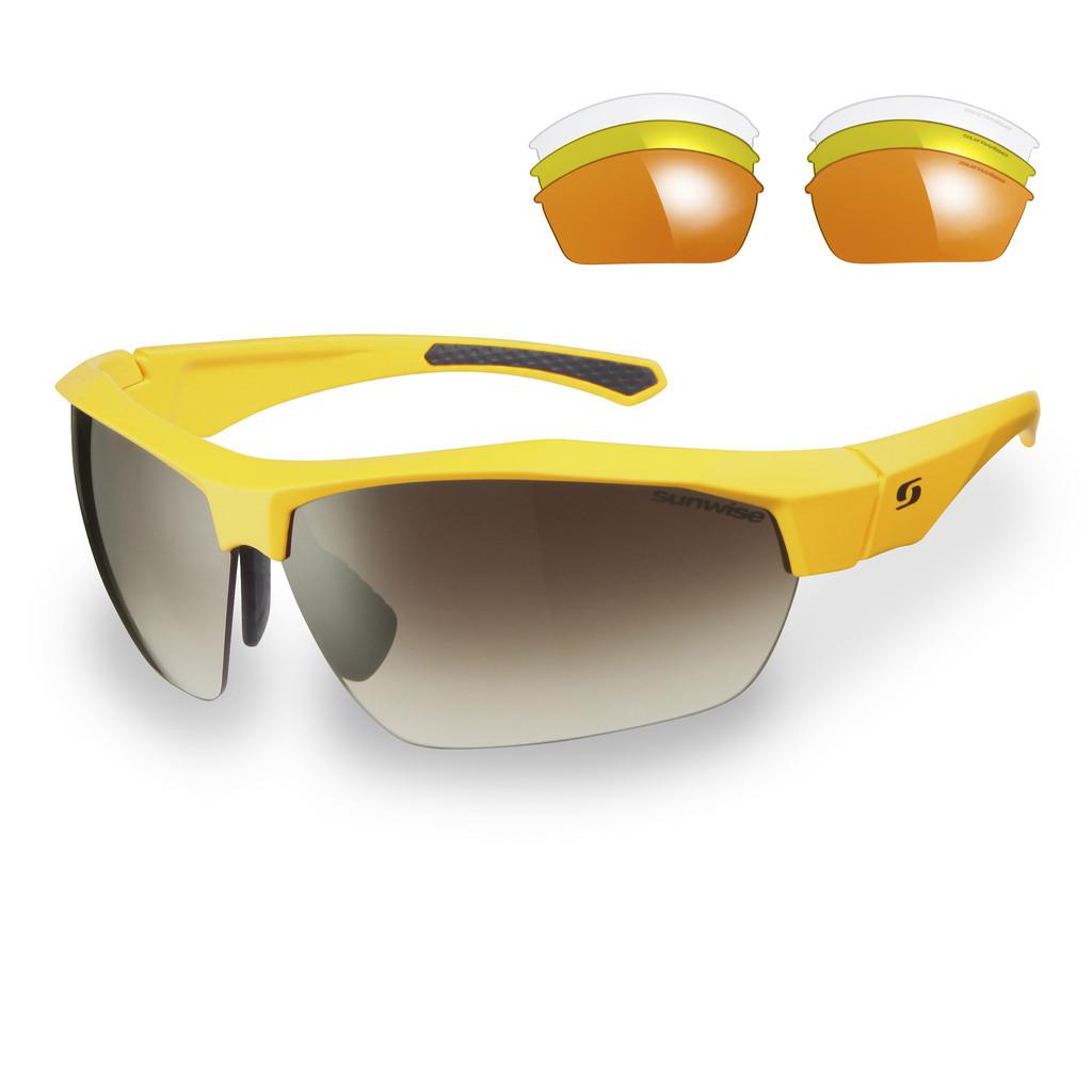 Slnečné okuliare SUNWISE Shipley yellow